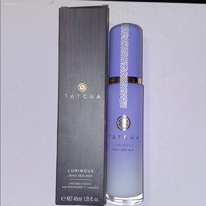 Tatcha Luminous Dewy Skin Mist 40ml 1.35 oz new!